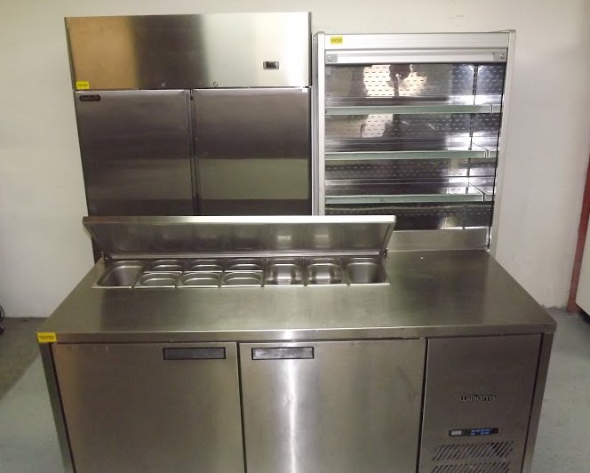 Used <br>Refrigeration and Miscellaneous <br> Equipment