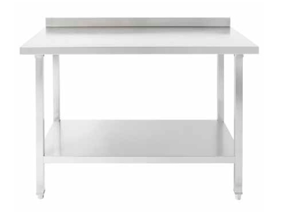 Strange New Atlas Wb1500 Stainless Steel Work Table Bench Cjindustries Chair Design For Home Cjindustriesco