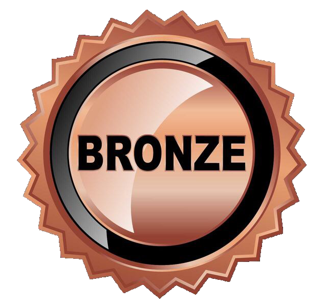 Bronze Rated - ECONOMY Equipment